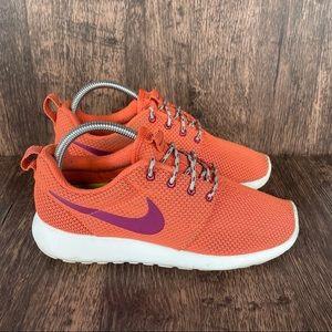 Nike Roshe One Turf Orange Women's Size 8